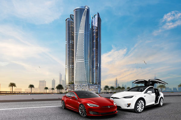 DAMAC Towers by Paramount Hotels & Resorts Dubai DSF offer