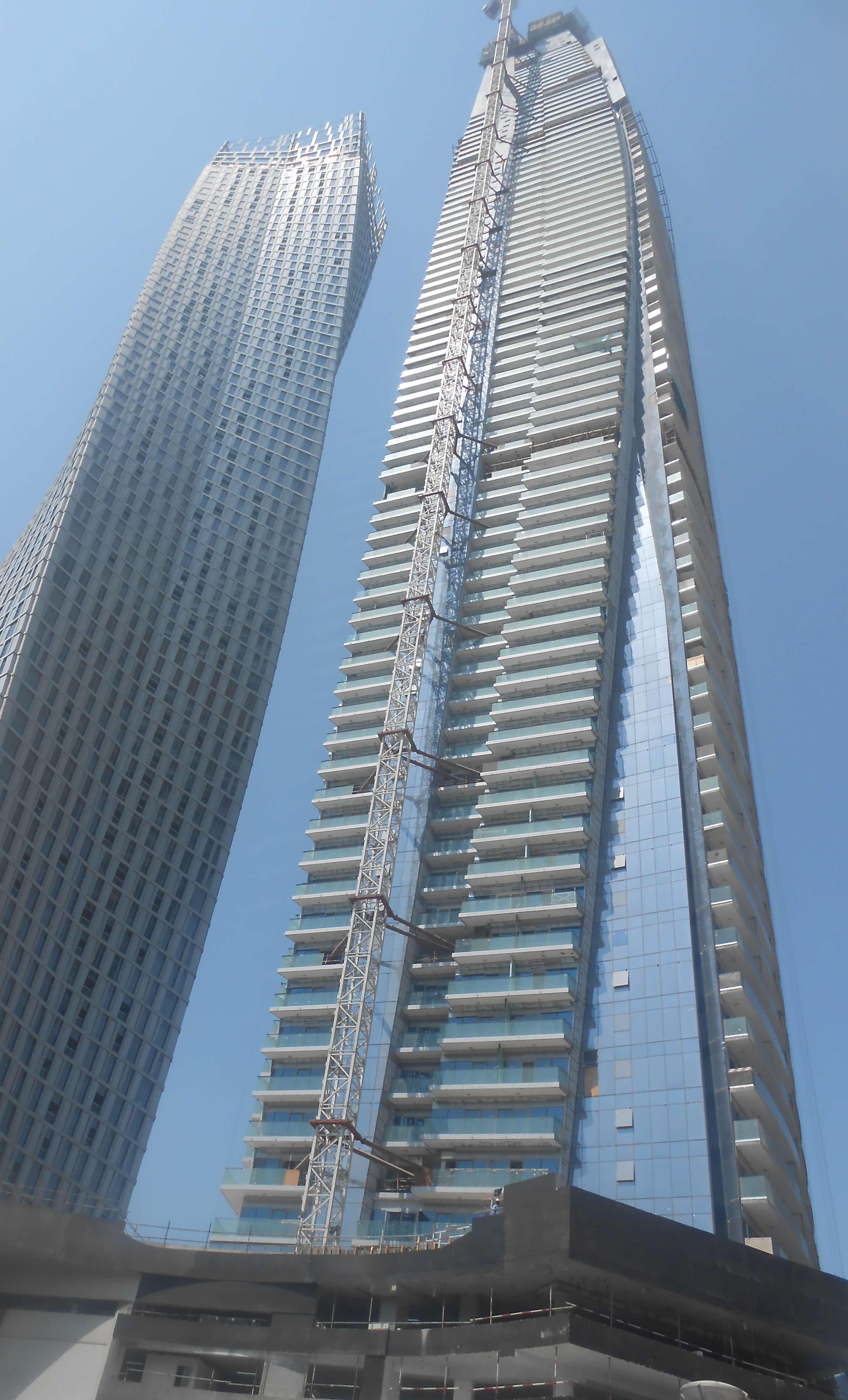 Damac Heights Luxury Apartments In Dubai Damac Properties
