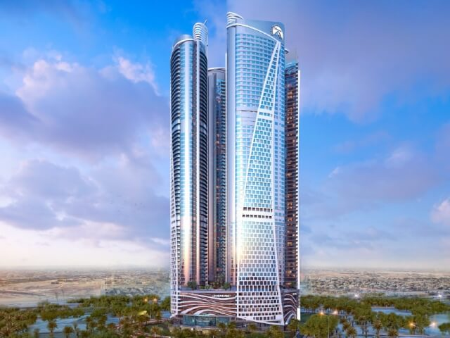 DAMAC Towers by Paramount Hotels & Resorts Dubai