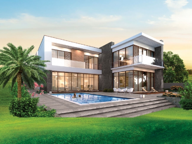 DAMAC Villas by Paramount Hotels & Resorts at AKOYA by DAMAC - Dubailand, Dubai, UAE