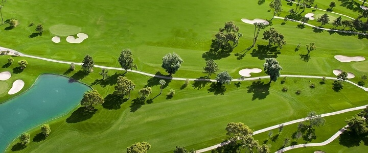 Purchase a villa in an international golf community and get the plot title deed included