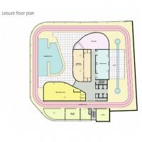 بزنس تاور by DAMAC - Floor Plan