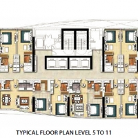 DAMAC Esclusiva by DAMAC - Floor Plan