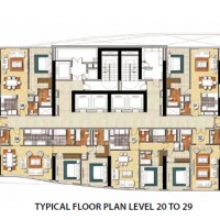 DAMAC Esclusiva by DAMAC - Floor Plan