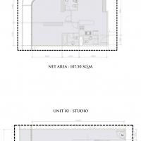 DAMAC Maison Upper Crest by DAMAC - Floor Plan