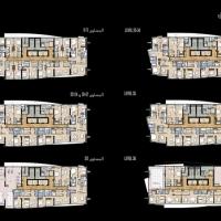 داماك تاور من باراماونت هوتيلز آند ريزورتس by DAMAC - Floor Plan