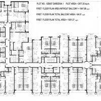 Emirates Gardens by DAMAC - Floor Plan