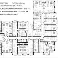حدائق الإمارات by DAMAC - Floor Plan