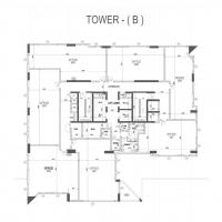 Executive Bay by DAMAC - Floor Plan