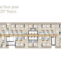 غالية by DAMAC - Floor Plan