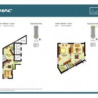 Lakeside by DAMAC - Floor Plan