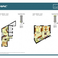 لايك سايد by DAMAC - Floor Plan