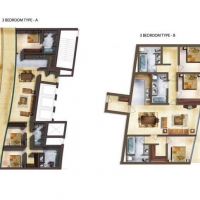 مارينا باي by DAMAC - Floor Plan