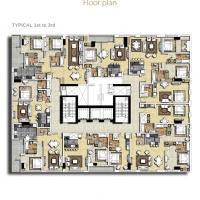 Park Central by DAMAC - Floor Plan