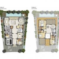 فيلات رويال غولف بوتيك by DAMAC - Floor Plan