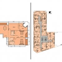 The Courtyard by DAMAC - Floor Plan