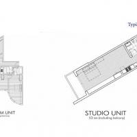 ذا كريسنت by DAMAC - Floor Plan
