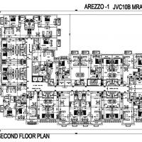 Tuscan Residences by DAMAC - Floor Plan