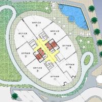 برج إكس إل by DAMAC - Floor Plan