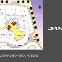 XL Tower by DAMAC - Floor Plan