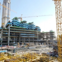 AYKON City by DAMAC Properties Project update