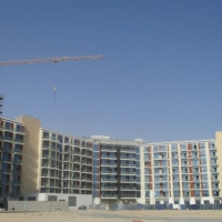 Luxury hotel apartment complex by DAMAC Properties Project update
