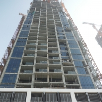 Hotel apartments at DAMAC Maison Prive by DAMAC Properties Project update