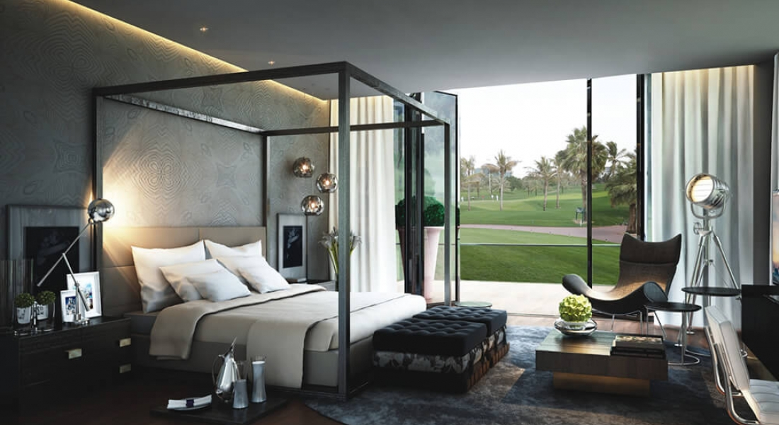 Damac Hills Luxury Apartments Luxury Villas Damac