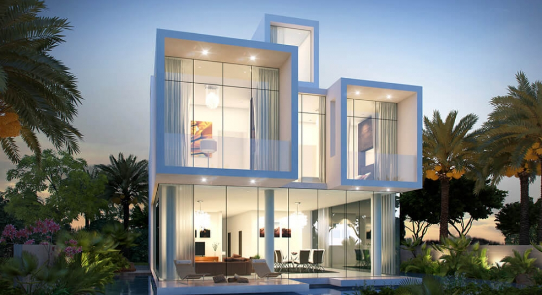 Unique Modern Villa