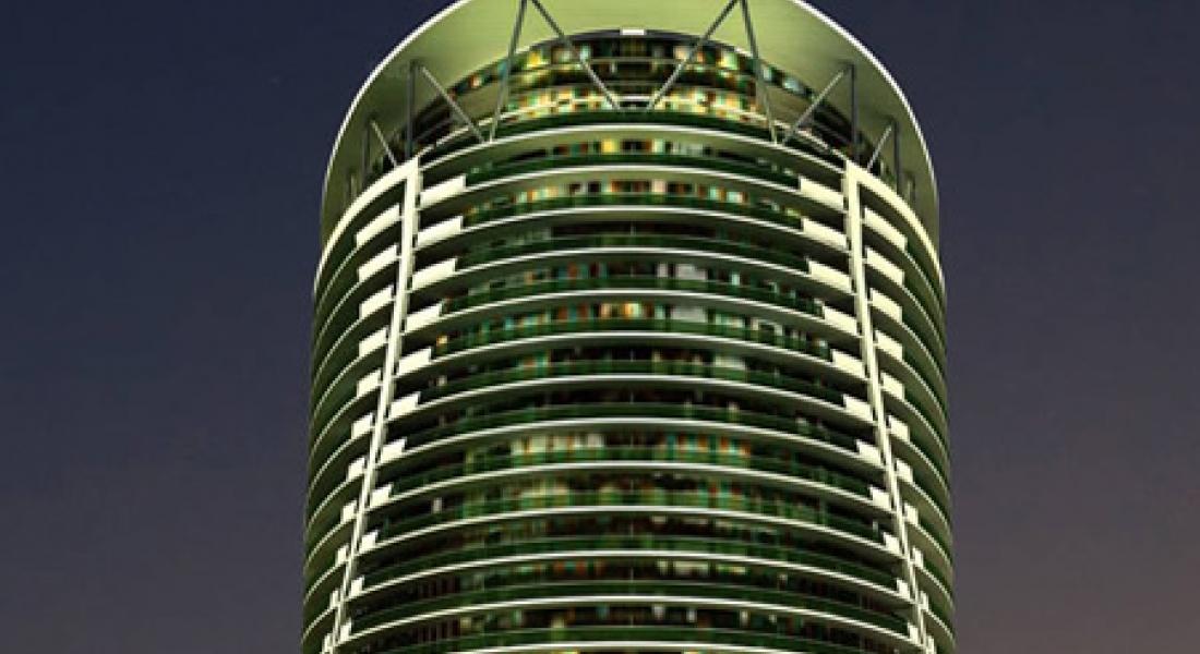DAMAC Maison Bay's Edge uxury hotel apartment