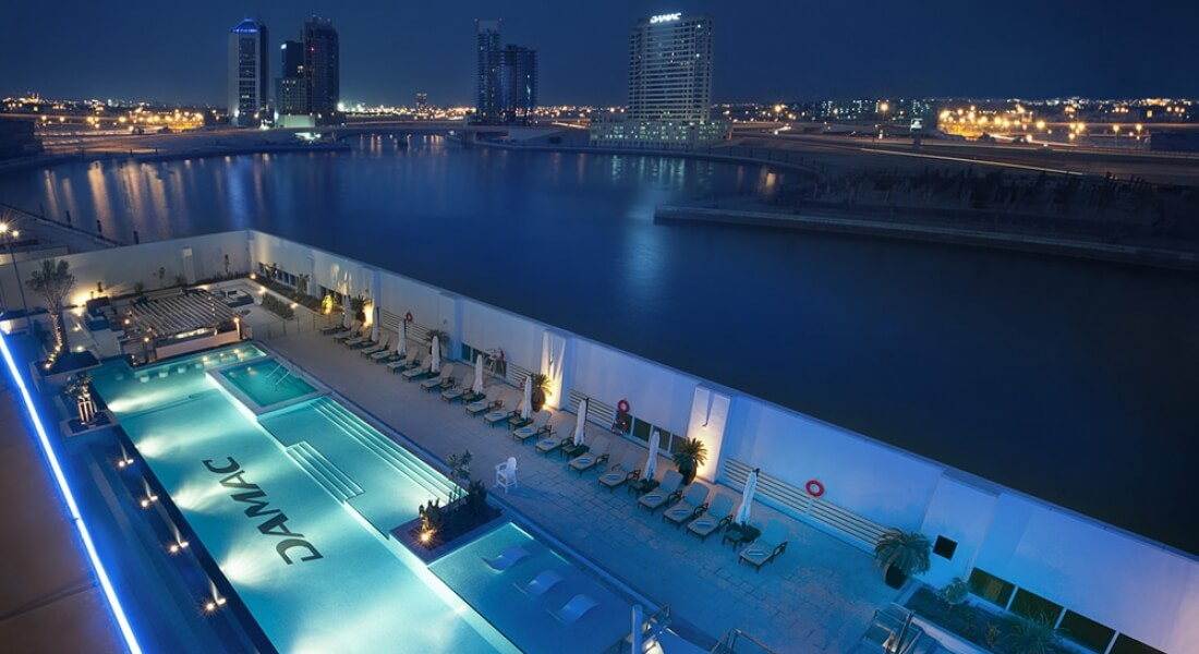 DAMAC Maison Canal Views Luxury Hotel Apartment by DAMAC Properties