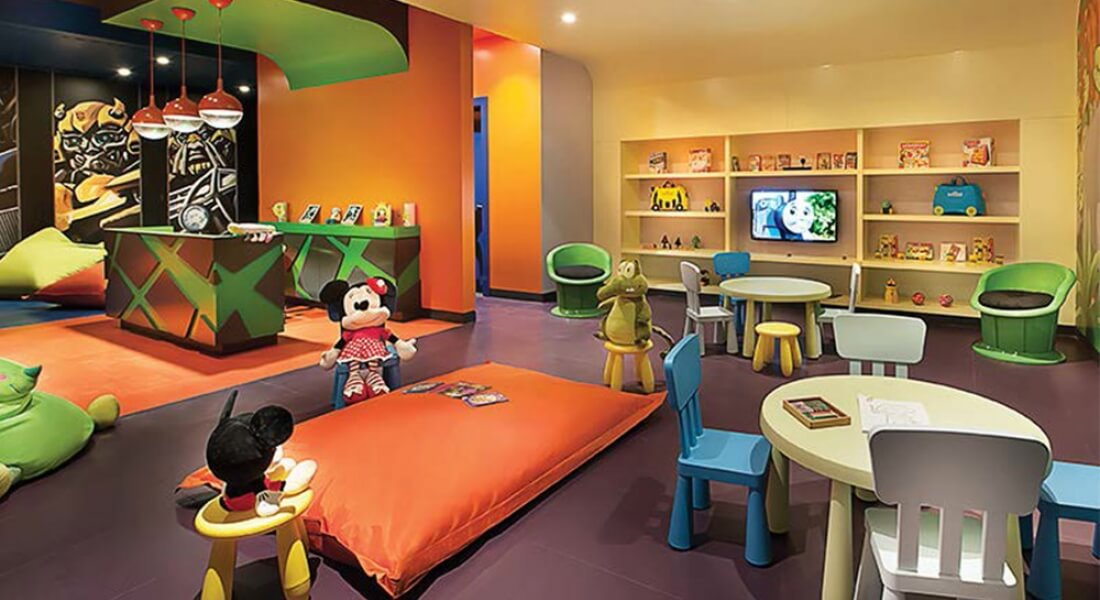 DAMAC Maison Cour Jardin Hotel Apartment By DAMAC Properties