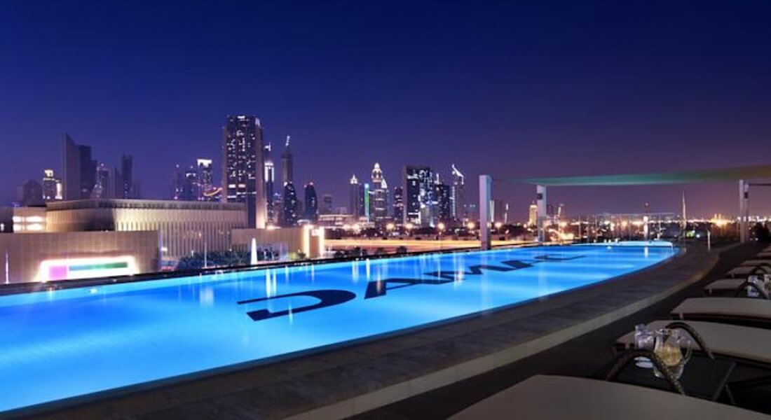 Pictures Of Damac Maison Dubai Mall Street Dubai