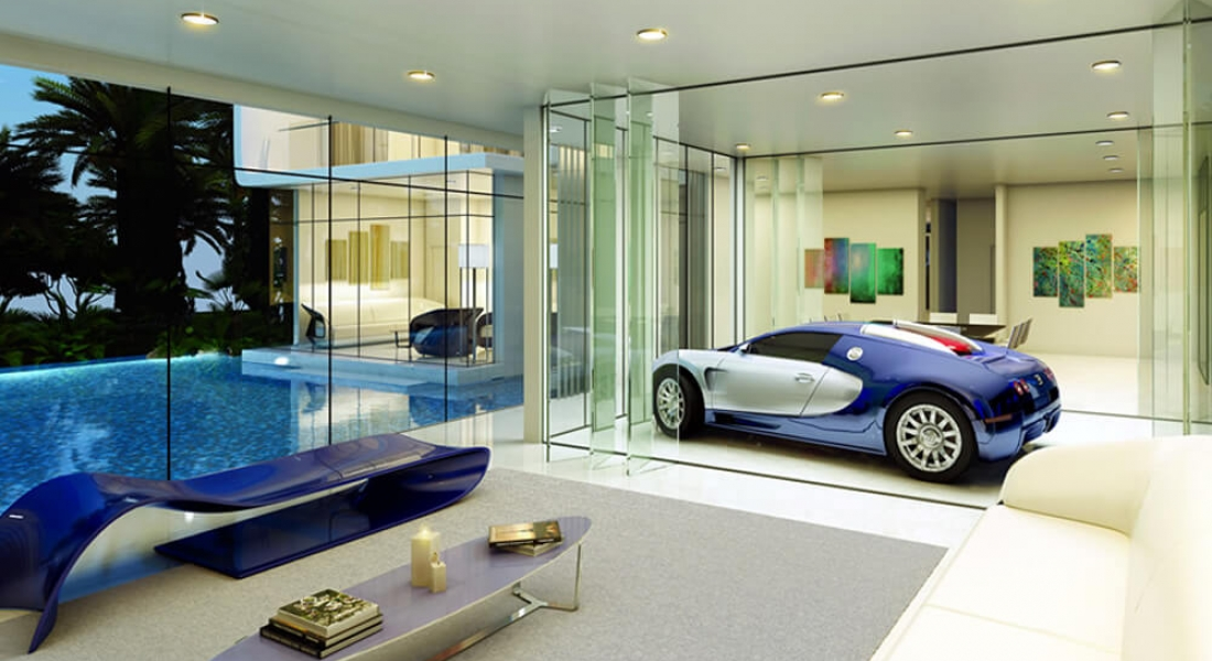 Ettore 971 Bugatti Styled Villas at AKOYA Oxygen by DAMAC Properties