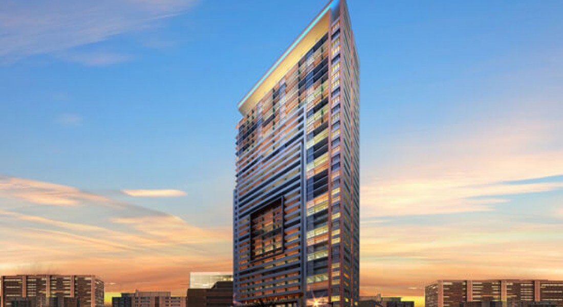 Ghalia Sharia-compliant hotel apartments by DAMAC Properties