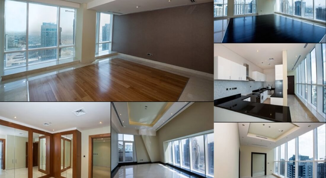 Collage of Interior Pictures