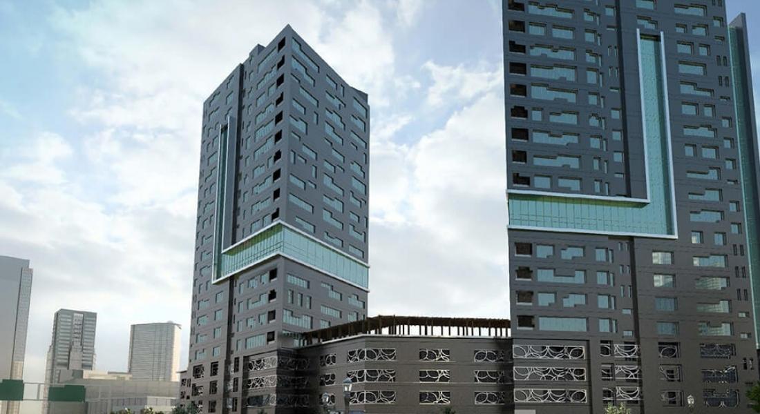 DAMAC Maison de Ville Breeze Hotel Apartment Burj Area