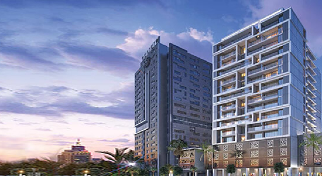 Avanti By DAMAC - Luxury hotel apartments in Business Bay