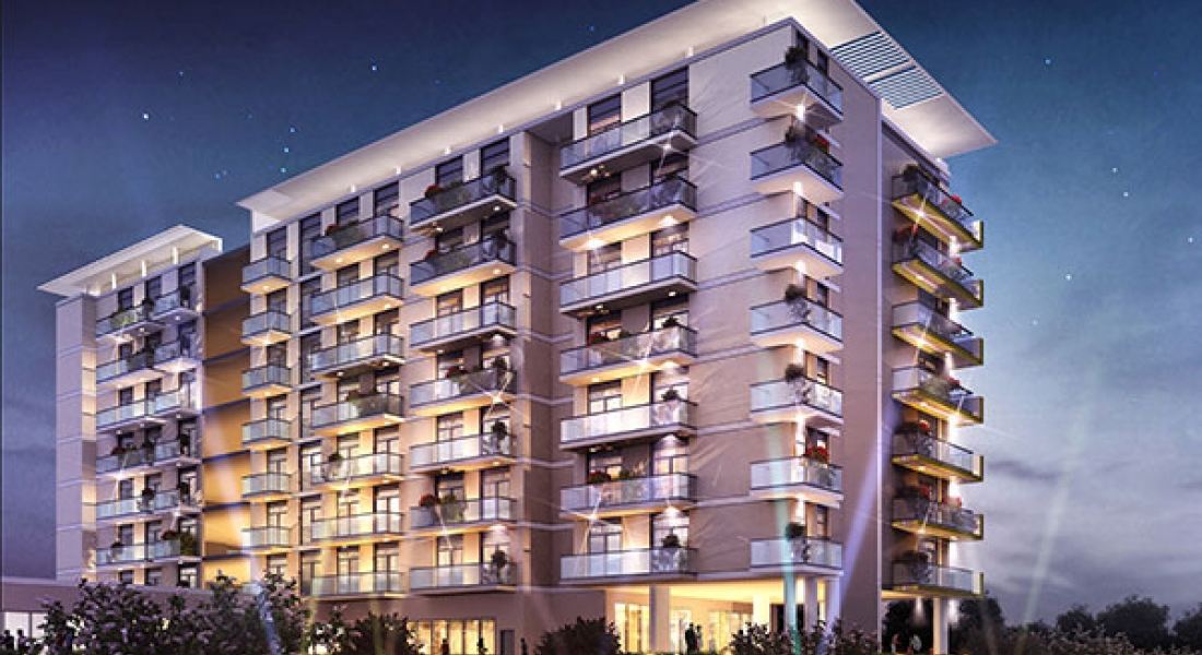 Celestia furnished apartments by DAMAC Properties