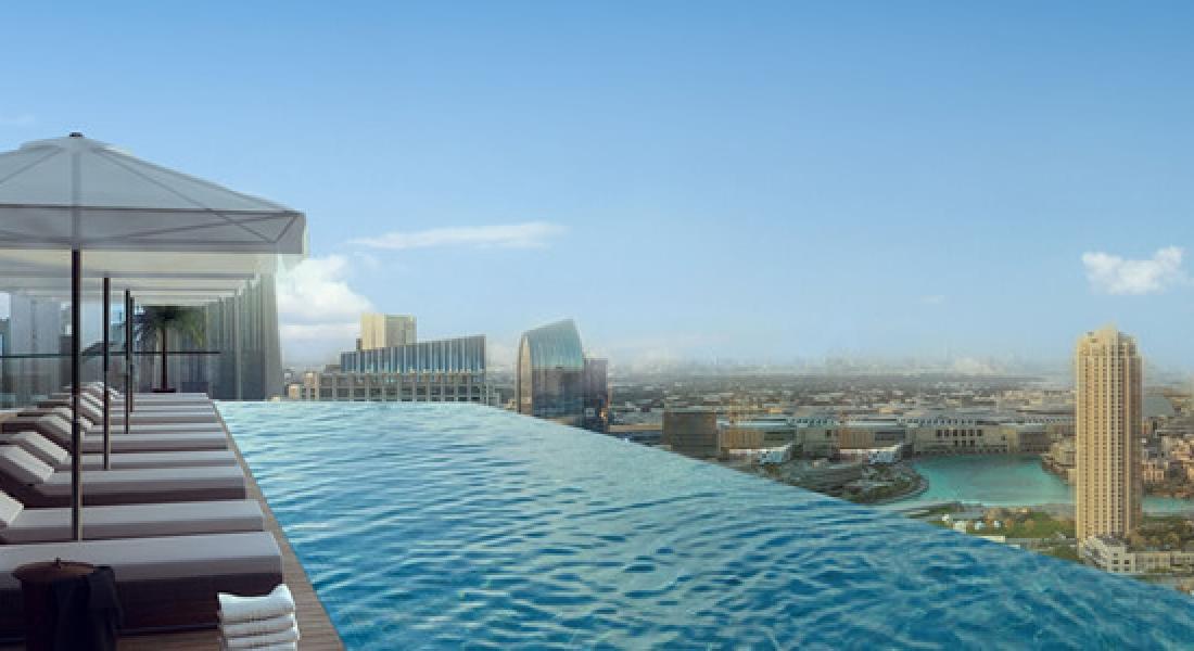 Paramount Tower Hotel & Residences Dubai by DAMAC Properties