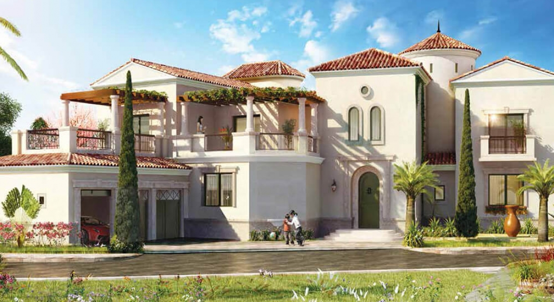 Dubai Villas | DAMAC Properties