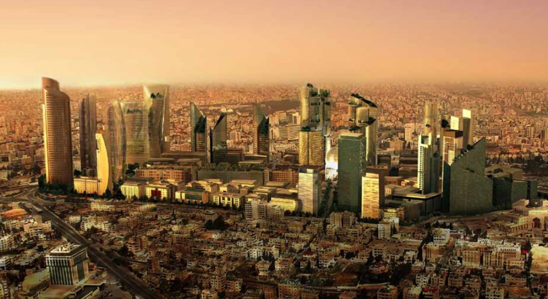 The Lofts by DAMAC Properties Amman Jordan