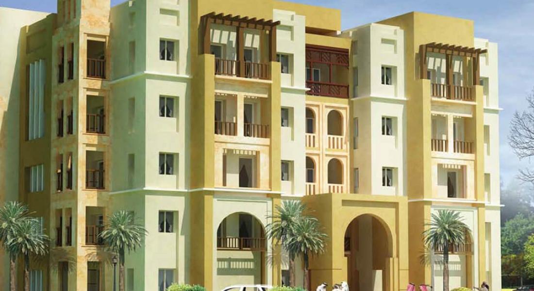 The Piazza by DAMAC Properties At Doha Qatar