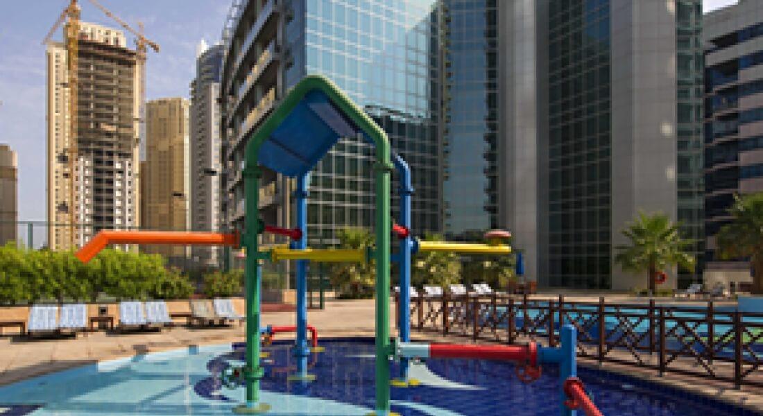 The Waves by DAMAC At Dubai Marina - Pool View