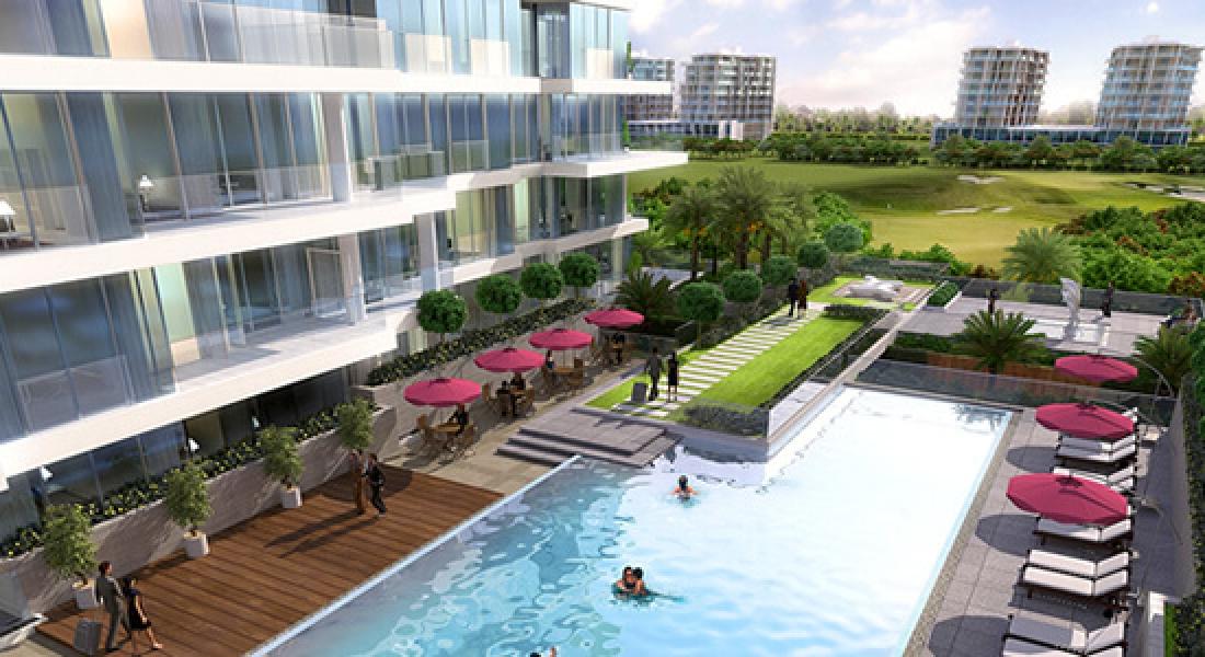 Loreto The Drive luxury apartments by DAMAC Properties