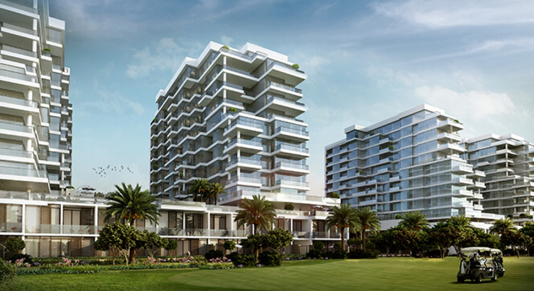 THE DRIVE - DAMAC HILLS - Apartments and Townhouses