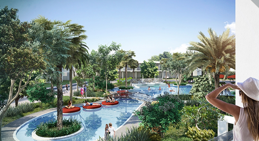 DAMAC AKOYA Oxygen - The Ultimate Luxury Collection Villas