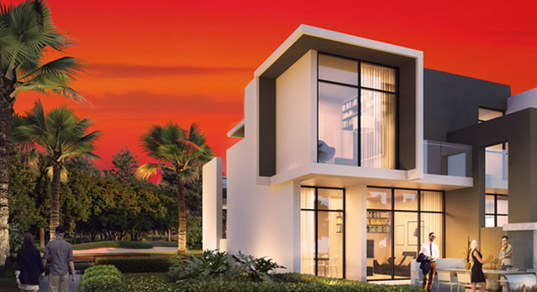 Aknan Villas at AKOYA Oxygen by DAMAC Properties