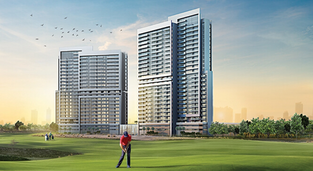 Golf Vita at DAMAC Hills