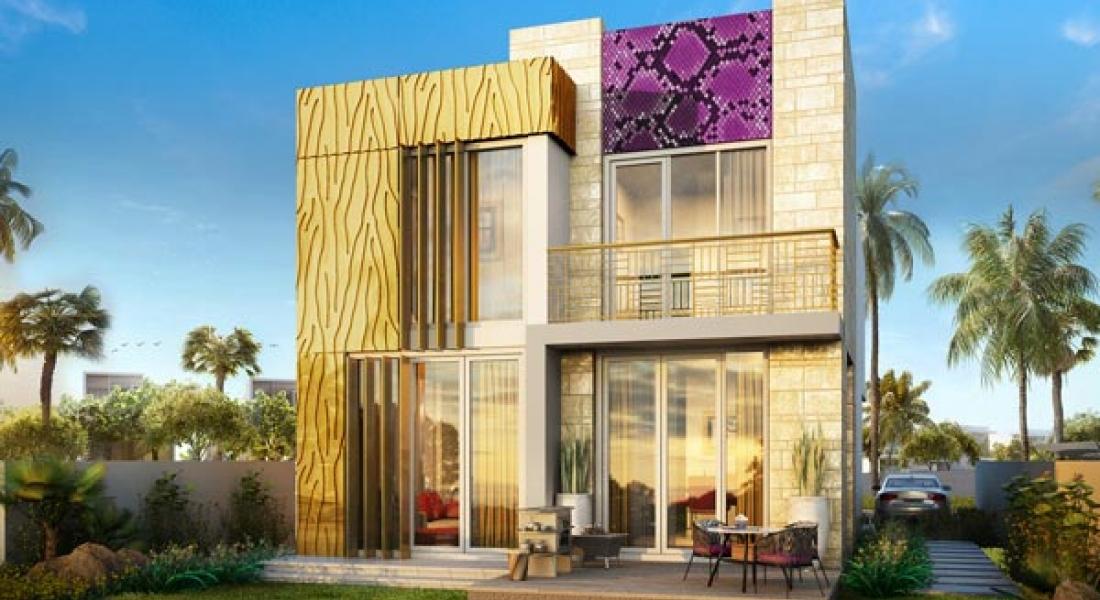 Just cavalli villas luxury villas in dubai damac for Dubai luxury homes photos